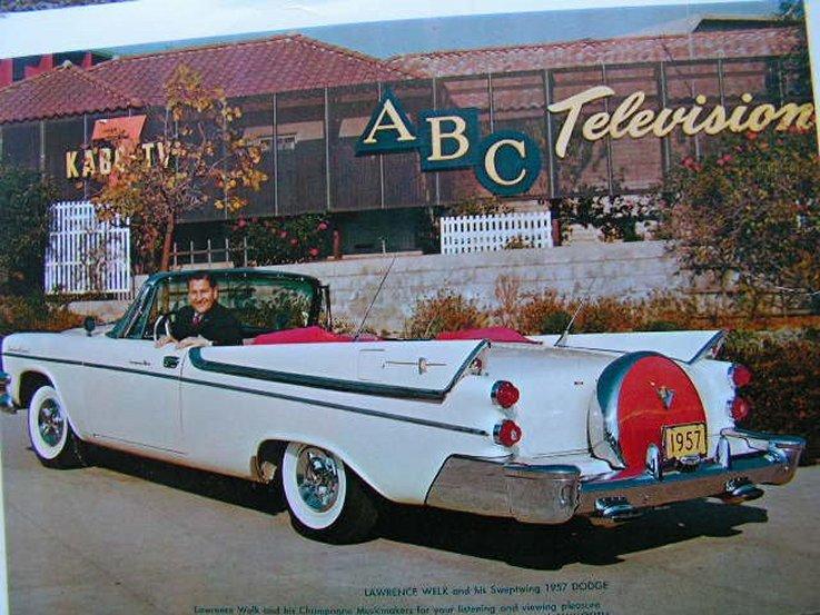 Dodge 1957 photo for Motor village dodge los angeles