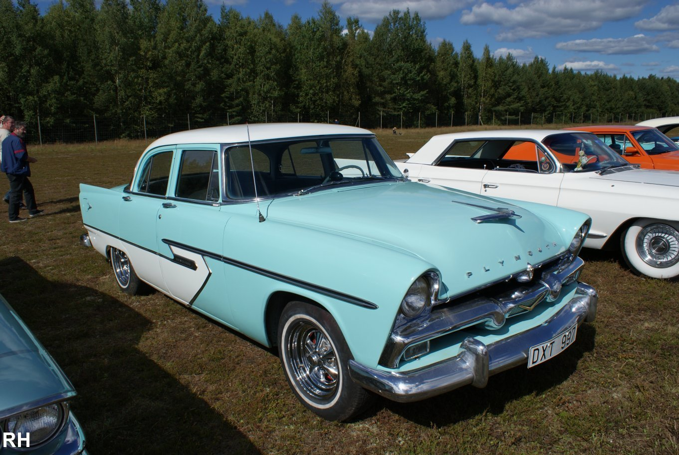 Plymouth 1956 1956 Plymouth Belvedere 2 Door Hardtop Sport